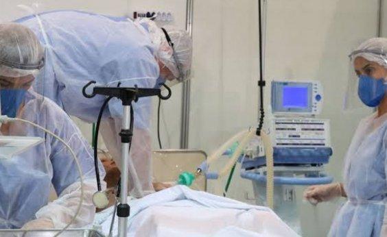 [Fevereiro registra o segundo maior número de mortes por Covid-19 desde o início da pandemia no Brasil ]