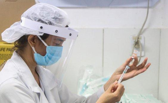 [Profissionais de saúde são contratados para reforçar vacinação em Salvador ]