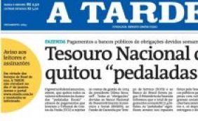 [Em tempos de crise, Jornal A Tarde anuncia que não circulará neste dia 1º]