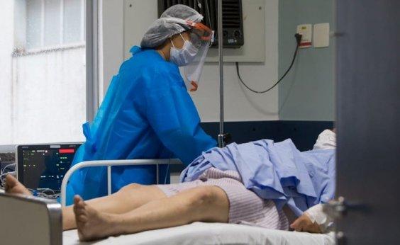 [Salvador amanhece com 96 pessoas aguardando regulação no sistema de saúde]