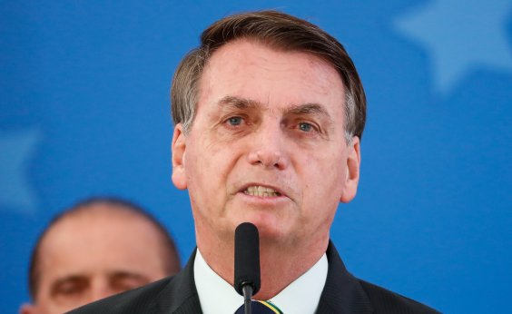 [Bolsonaro fará pronunciamento em rádio e TV nesta terça-feira]