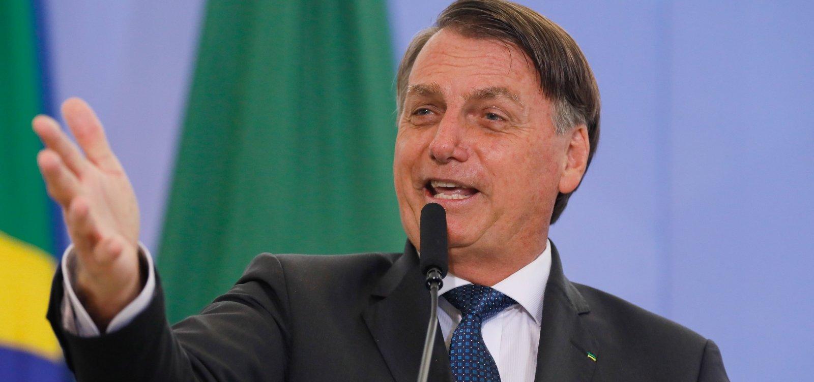 [Bolsonaro desiste de fazer pronunciamento em rádio e TV]
