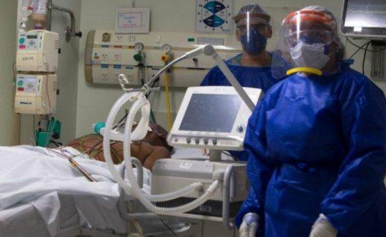 [Dois a cada três brasileiros com Covid-19 que precisam de intubação morrem, aponta levantamento]