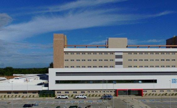 [Governo da Bahia anuncia abertura do Hospital Metropolitano para atender pacientes da Covid-19]