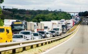 [Com aumento de movimento, PRF lista estradas mais perigosas na Bahia]