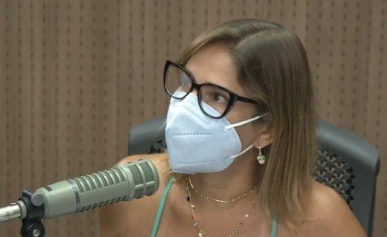 [Luana Montargil defende lockdown e critica 'falsa dicotomia' entre saúde e economia; ouça]