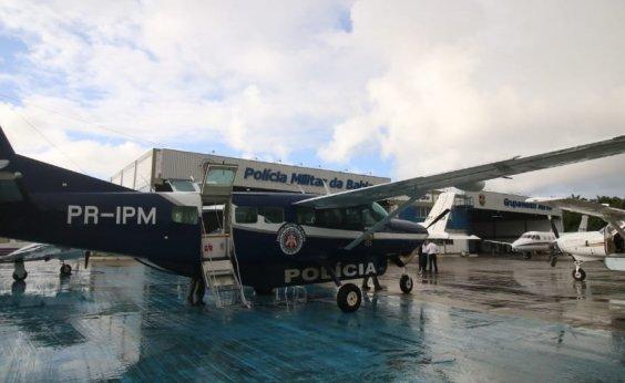 [Aeronave se choca com animal ao transportar vacinas contra Covid-19]