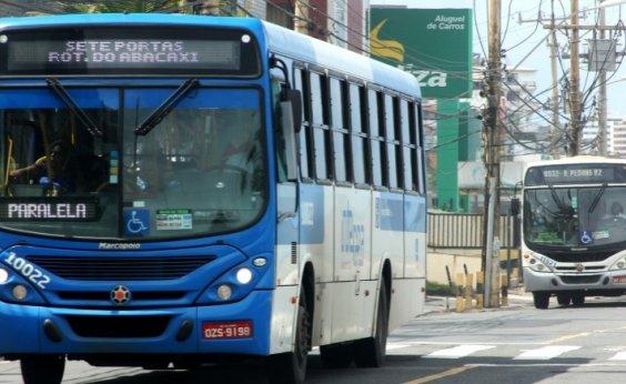 [Em plena pandemia da Covid-19, passageiros denunciam ônibus lotados em Salvador ]