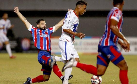 [Bahia perde por 1 a 0 para o Unirb em Pituaçu]