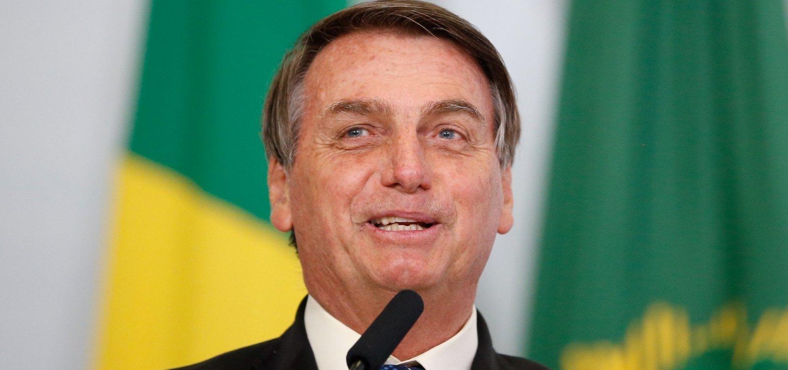 ['No que depender de mim, nunca teremos lockdown', diz Bolsonaro]