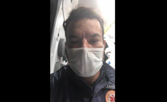 ['Situação gravíssima', desabafa médico do Samu após paciente aguardar mais de 8h por UTI; veja]