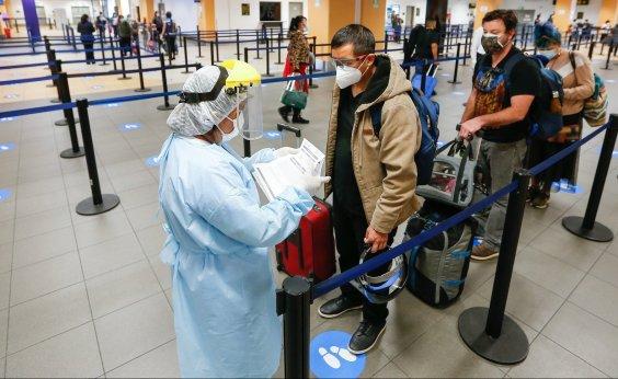 [Covid-19: Brasil é segundo país com mais restrições de entrada no exterior]