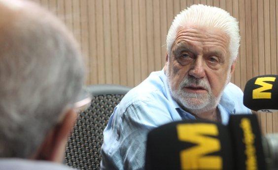 [Wagner confirma candidatura ao governo da Bahia em 2022 e acusa Bolsonaro de prevaricação]
