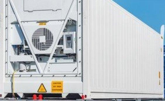 [Governo da Bahia aluga contêiners refrigerados para armazenar corpos de vítimas da Covid-19 em Salvador]