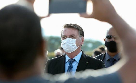 [Com país em colapso, Bolsonaro critica isolamento: 'Chega de mimimi']