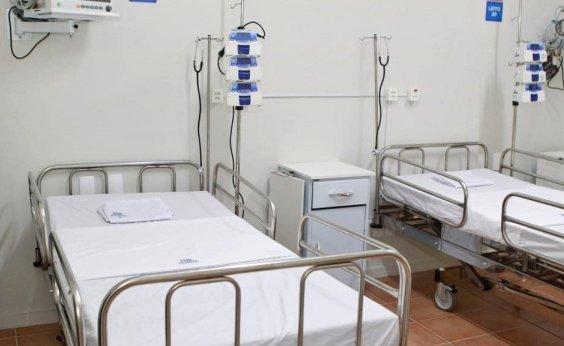 [Em meio à alta de casos de Covid-19, Rui anuncia abertura de mais 100 leitos clínicos no antigo hotel Riverside ]
