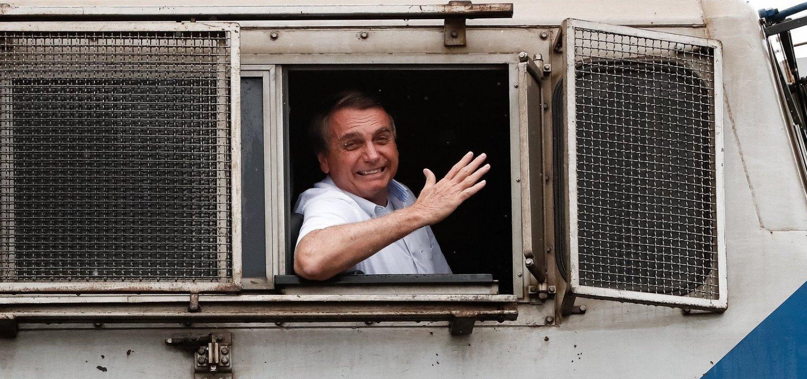 [Bolsonaro dá risada diante de suposto aumento de suicídios na pandemia]