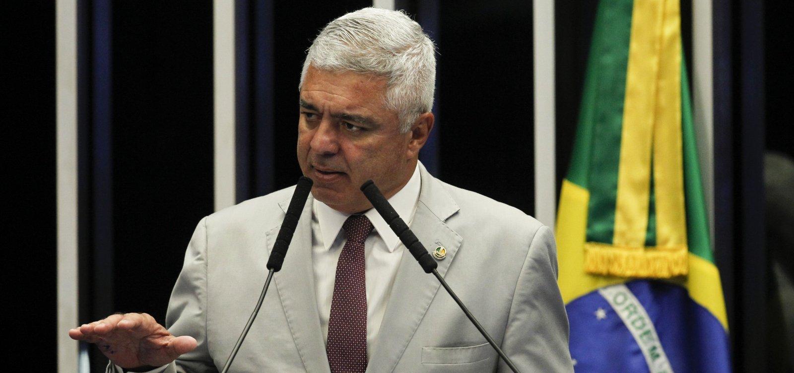 [Com Covid-19, senador Major Olímpio é internado em São Paulo]