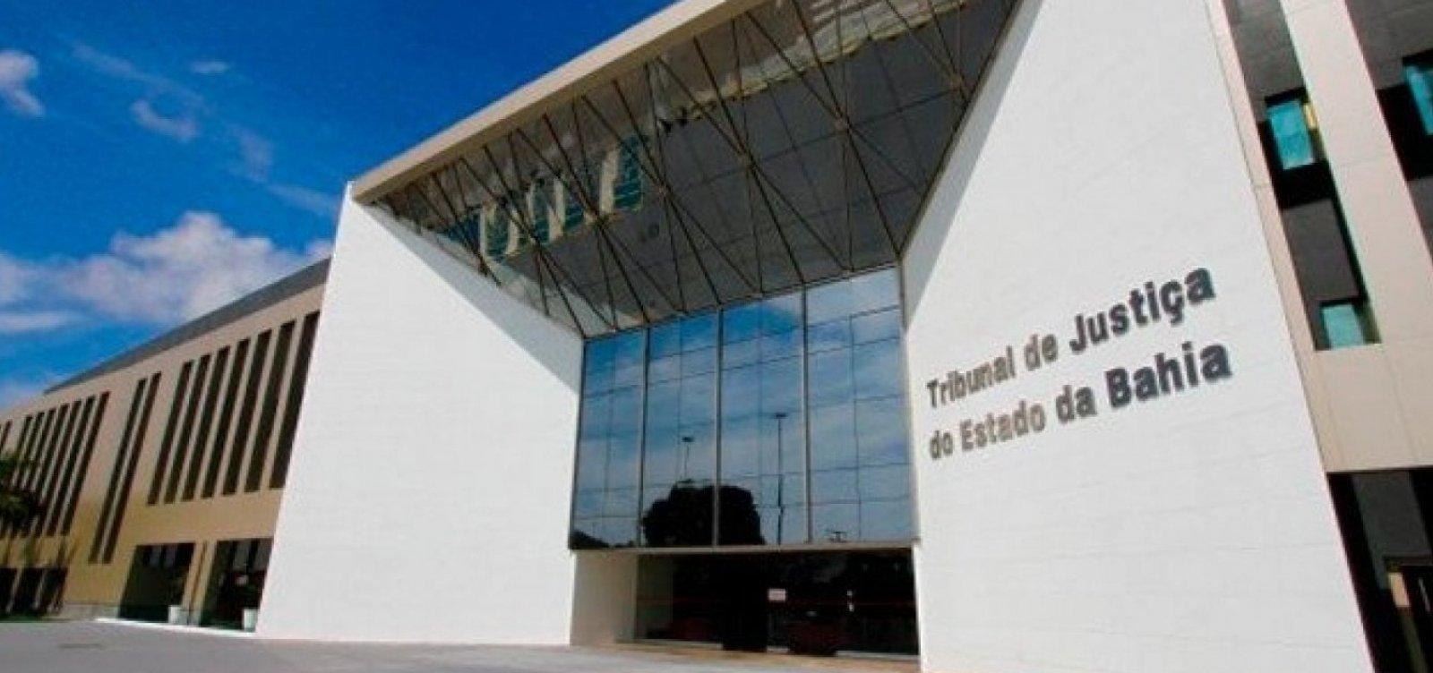 [Tribunal de Justiça suspende eleição para escolha de novos desembargadores]