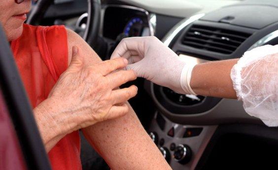 [Vacinação para idosos com 78 anos ou mais em Salvador começa nesta segunda-feira; confira postos]