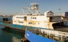 [Sistema Ferry-Boat registra movimento intenso no último dia do ano]