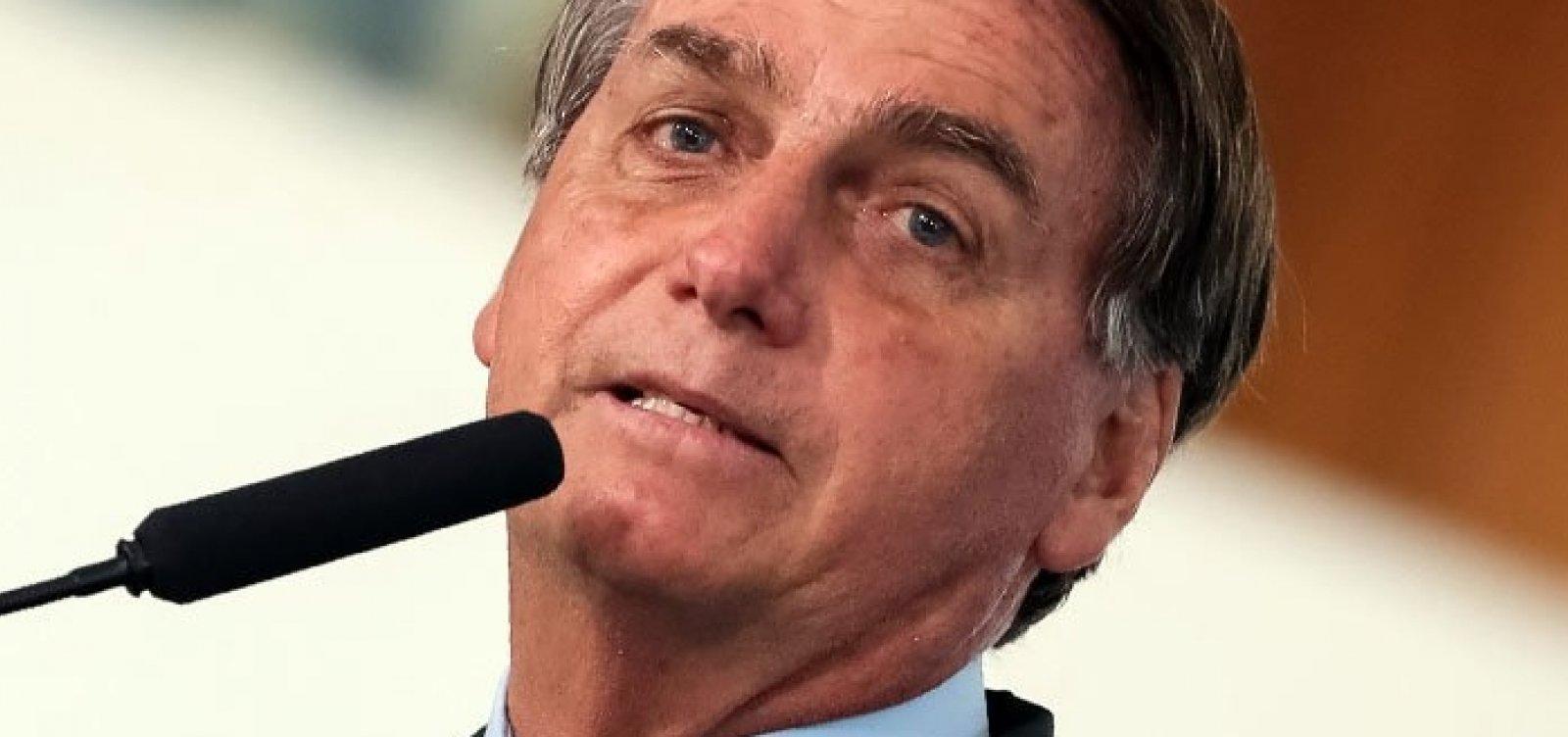 [Bolsonaro decide se filiar ao Partido da Mulher Brasileira para disputar reeleição em 2022]