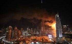 [Incêndio atinge prédio em Dubai antes de queima de fogos do Réveilon; veja vídeo]