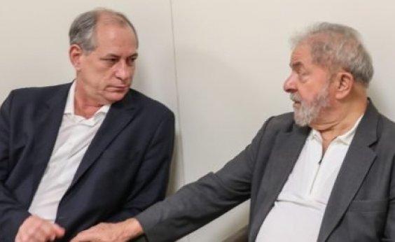 [Lula avalia postura antipetista de Ciro Gomes como equivocada: 'não vai ganhar votos da direita']