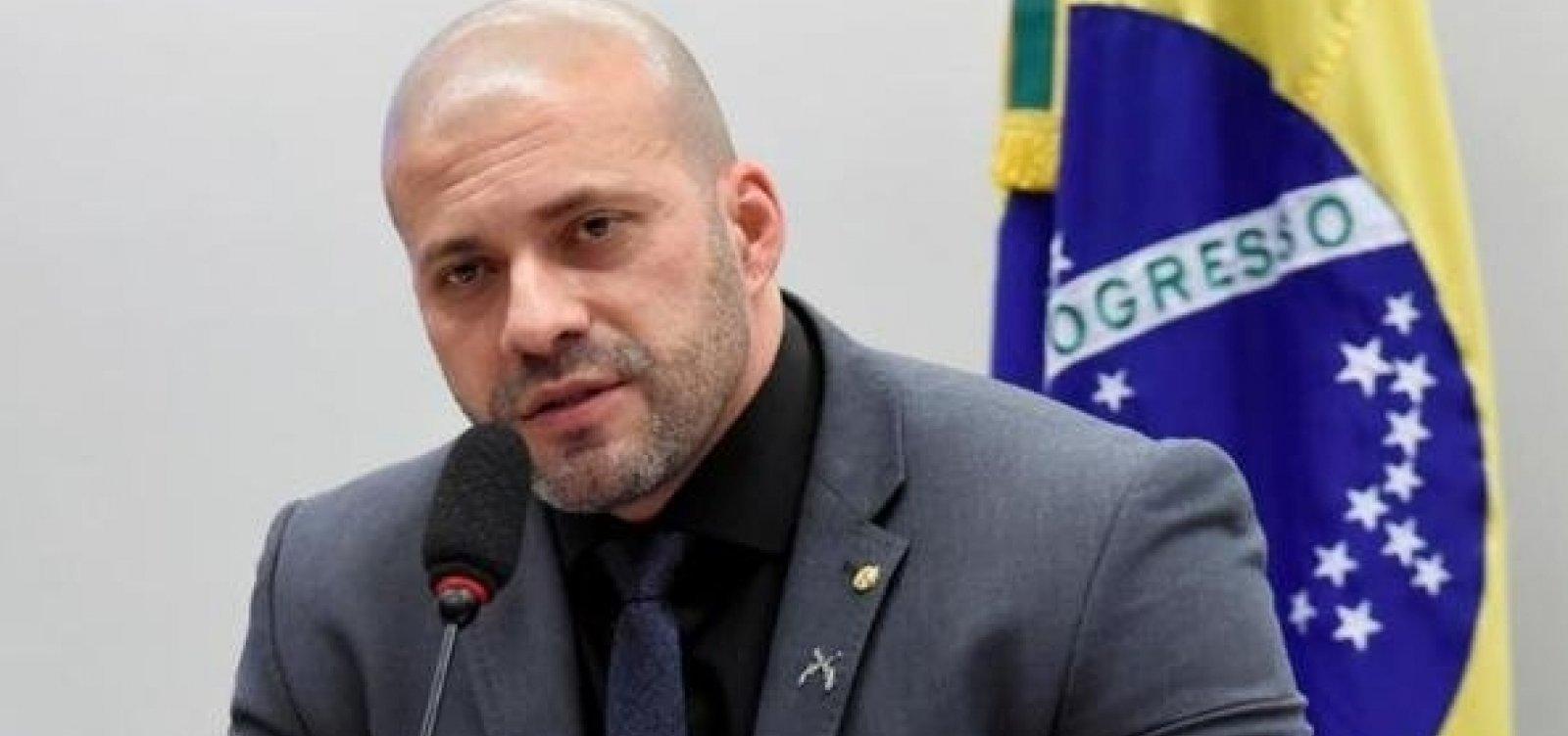 [STF vai julgar denúncia contra deputado Daniel Silveira na quinta-feira]