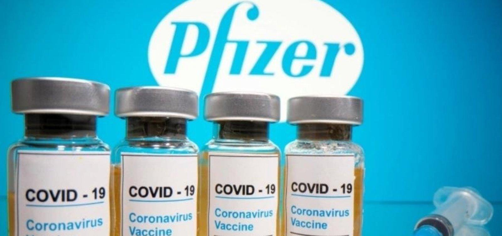 [Vacina da Pfizer é eficaz contra variantes da Covid-19, indica estudo]