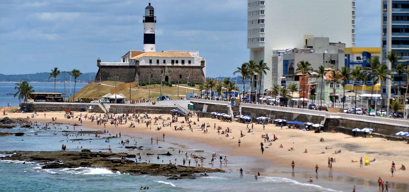 [Atividades não essenciais e praias de Salvador seguem interditadas até 15 de março]