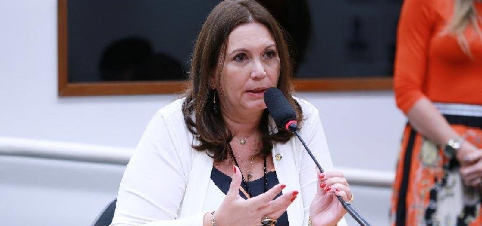 [Bia Kicis é confirmada como presidente da CCJ na Câmara dos Deputados ]
