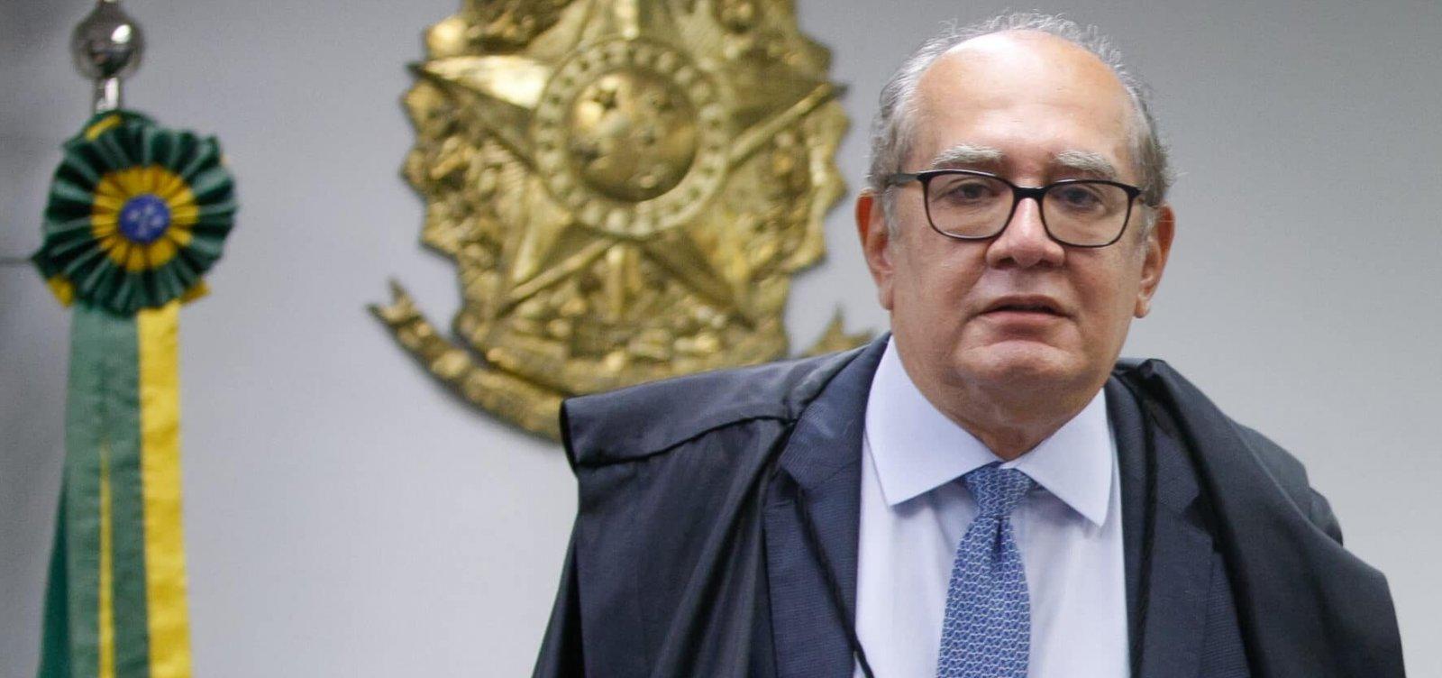 [Mendes desmente Ernesto Araújo sobre responsabilidade pelo enfrentamento à pandemia no Brasil]