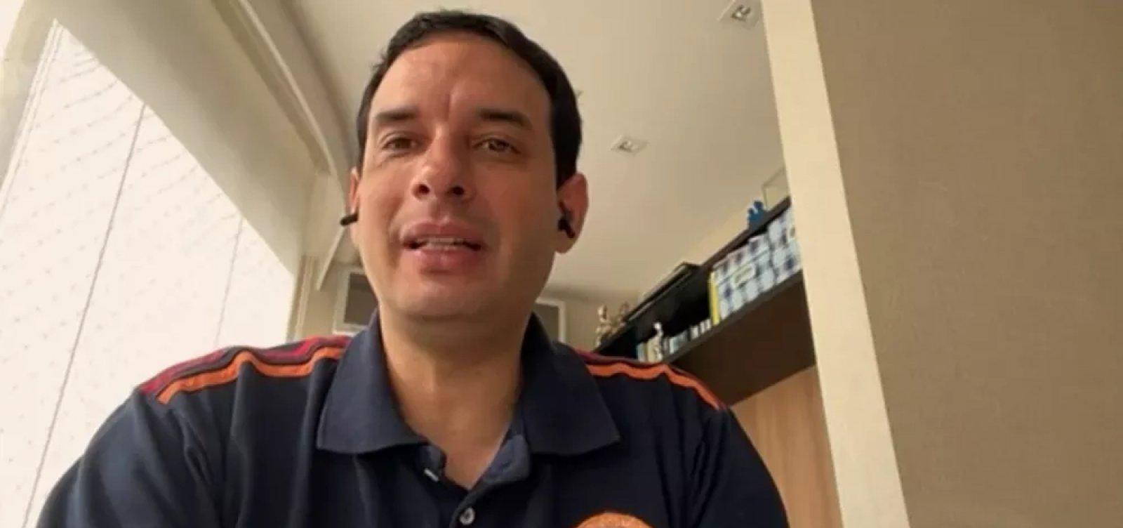 [Com novo recorde de pacientes na regulação em Salvador, secretário de Saúde prevê colapso para esta sexta]