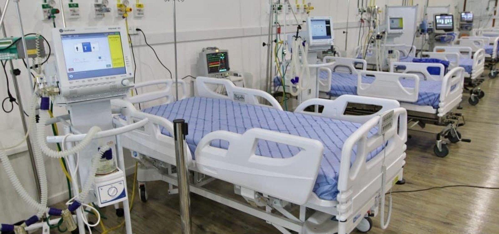 [Hospital de Campanha em Itapuã será inaugurado nesta sexta-feira]
