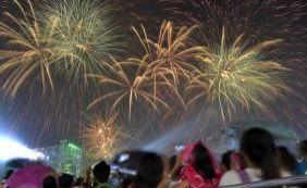 [Festas de Ano Novo nas Filipinas deixam dois mortos e centenas de feridos]