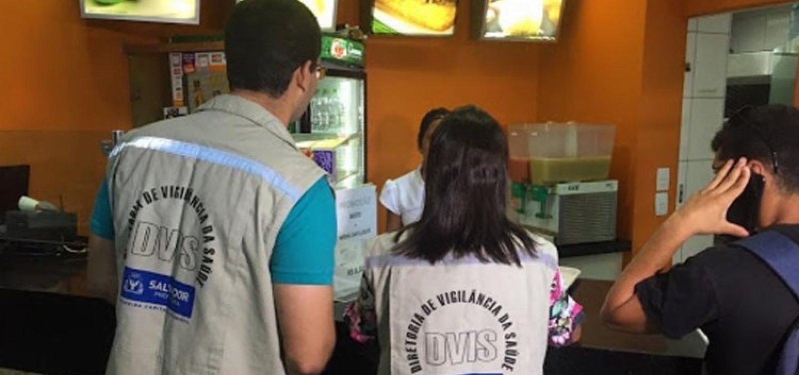 [Vigilância Sanitária fiscaliza restaurantes com delivery nesta sexta ]