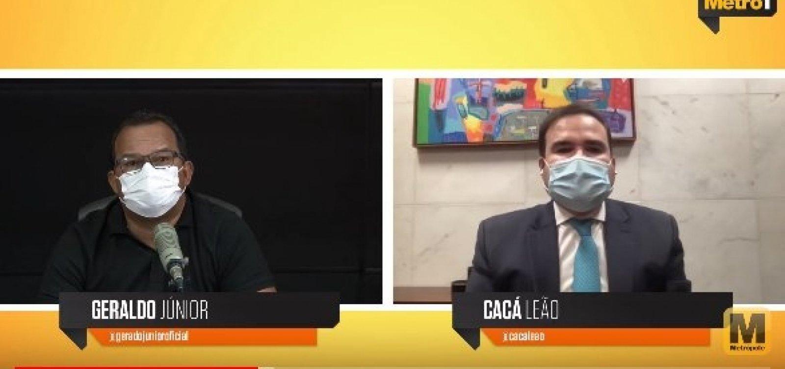 [Sete Em Ponto: Deputado Cacá Leão comenta votação da PEC Emergencial]