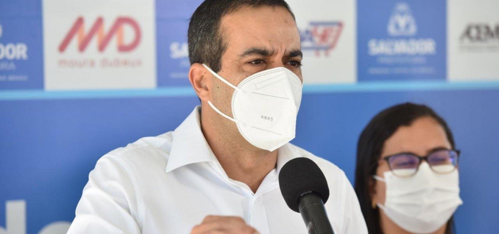 [Prefeitura inaugura hospital de campanha com 50 leitos para pacientes com Covid-19 em Itapuã]