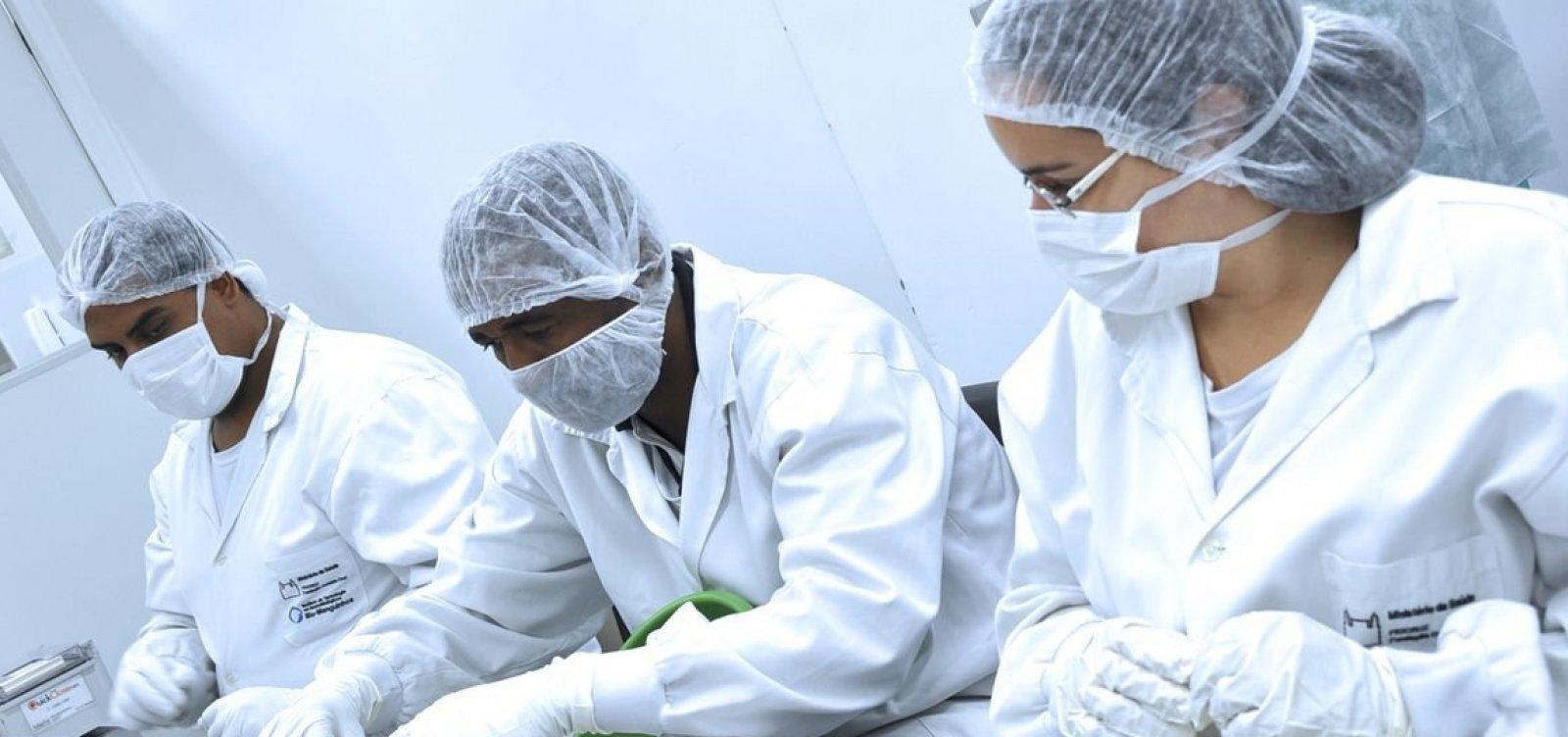 [Fiocruz anuncia que receberá o dobro de insumos previstos para vacinas contra Covid-19 em março ]