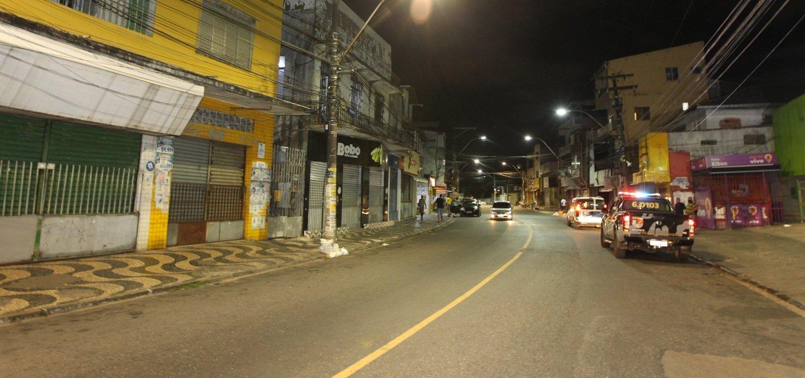 [Prefeitura de Salvador prorroga medidas restritivas até 22 de março]