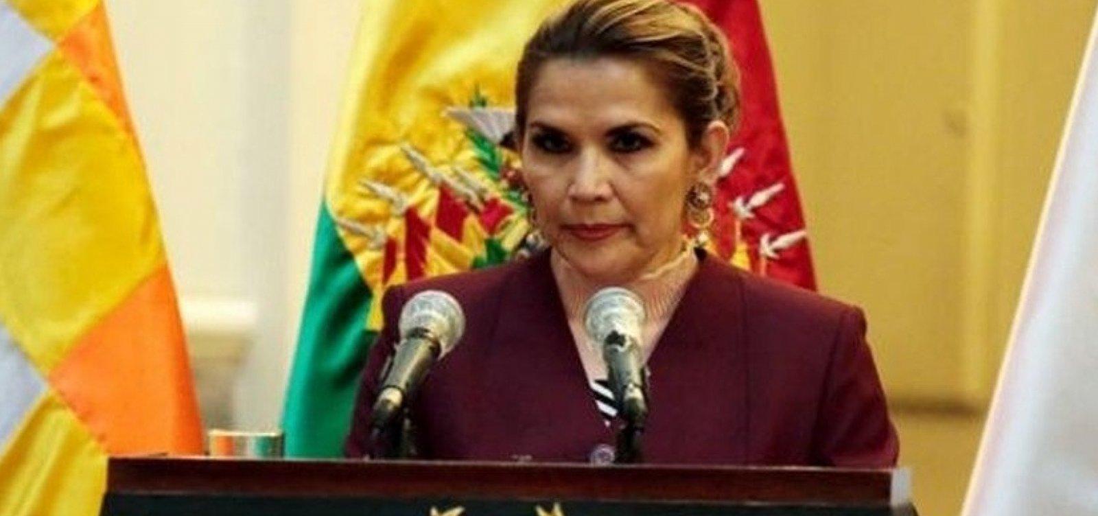[Ex-presidente boliviana Jeanine Áñez é presa na madrugada deste sábado]