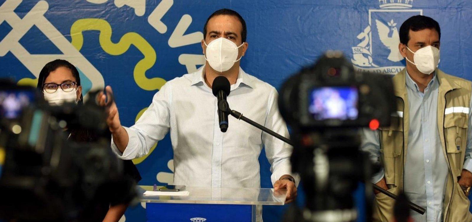 [Salvador amanhece com 112 pacientes aguardando regulação]