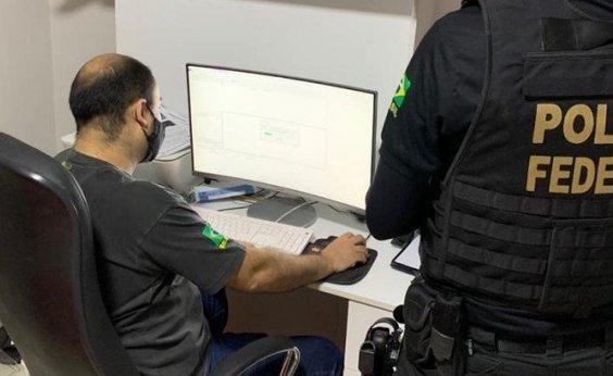 [PF cumpre mandado de prisão de hacker suspeito pelo vazamento dos dados de 223 milhões de brasileiros]