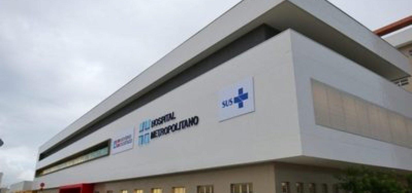 [Hospital Metropolitano em Lauro de Freitas é aberto e atende pacientes com coronavírus]