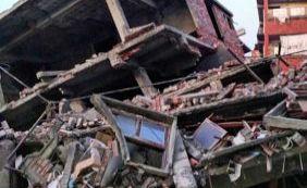 [Forte terremoto atinge a Índia e deixa pelo menos seis mortos]