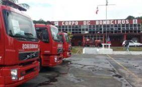 [Duas lojas de materiais de construção são atingidas por incêndio em Itabuna]