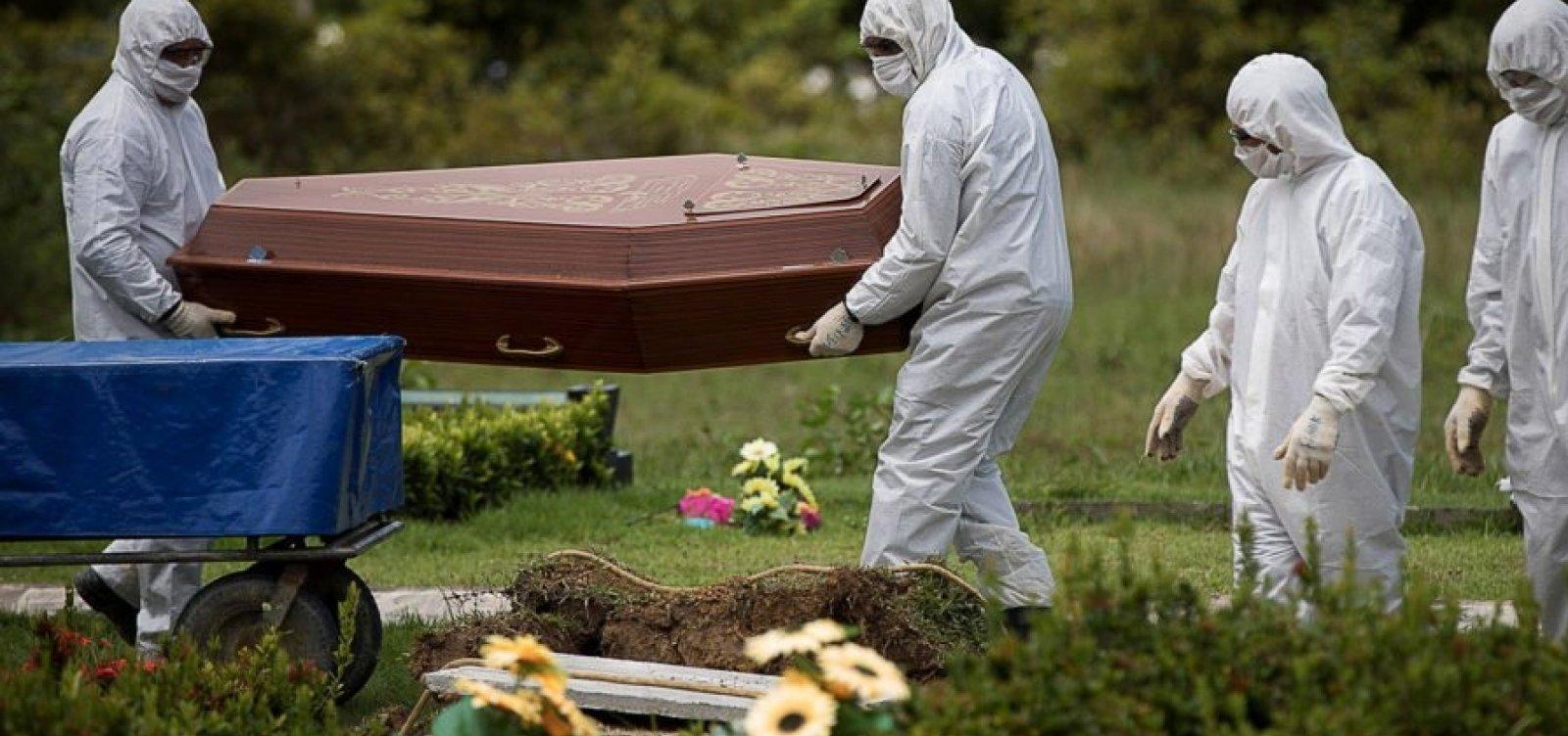 [Brasil registra 3.780 vidas perdidas por Covid-19 em 24h, novo recorde ]