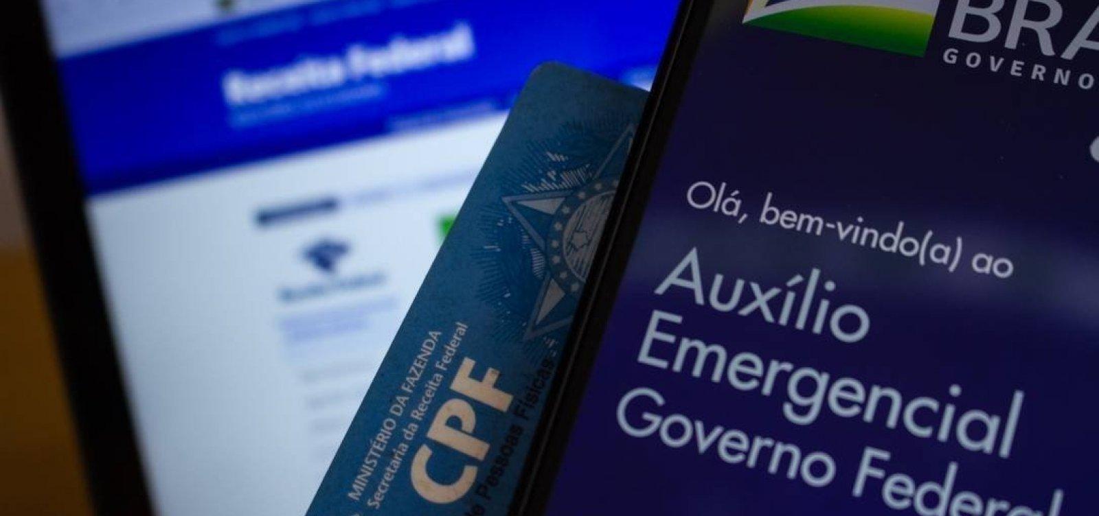 [Pagamento de nova rodada do auxílio emergencial começa na próxima terça-feira ]