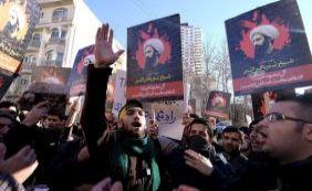 [Aliados da Arábia Saudita cortam relações diplomáticas com Irã]